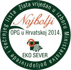 Najbolji OPG u Hrvatskoj 2014.