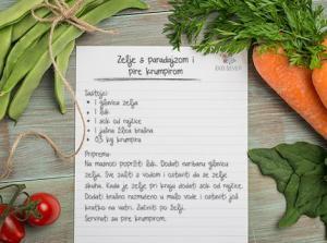 Zelje s paradajzom i pire krumpirom